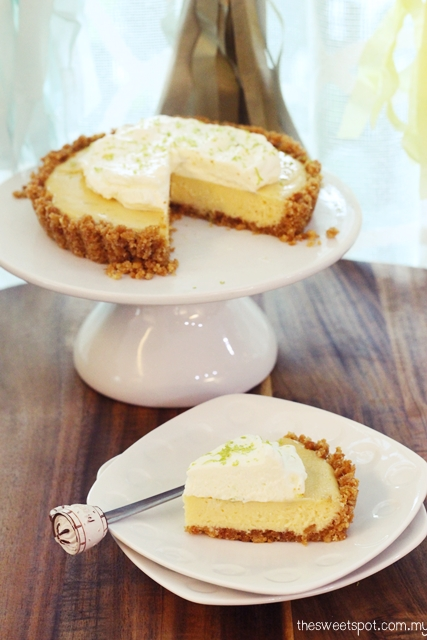 key lime pie - small