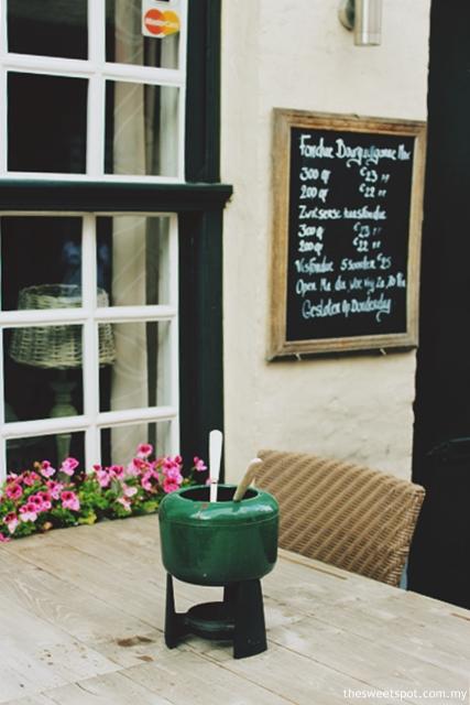 brussels fondue