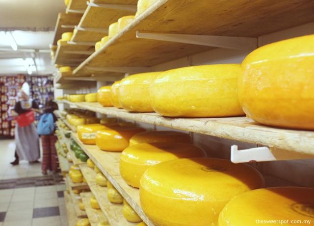 cheese zaanse schans