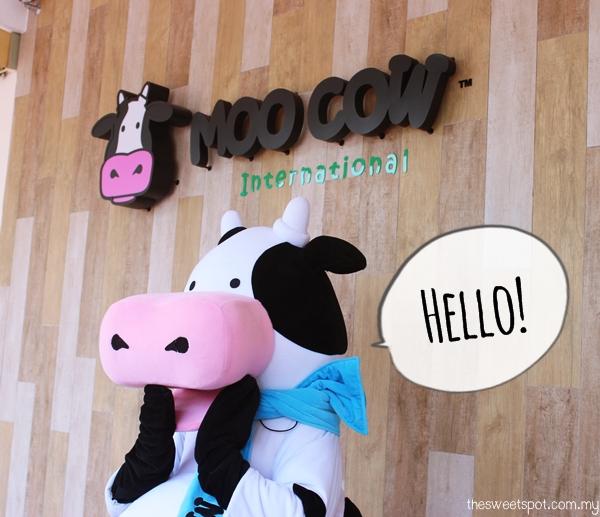 moo cow mamalia