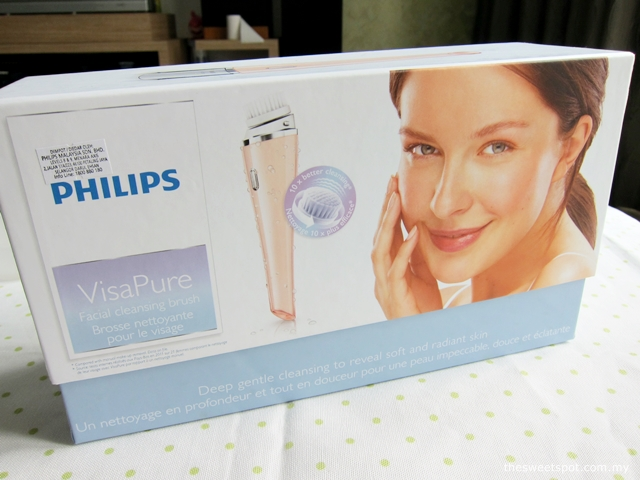 philips visapure box