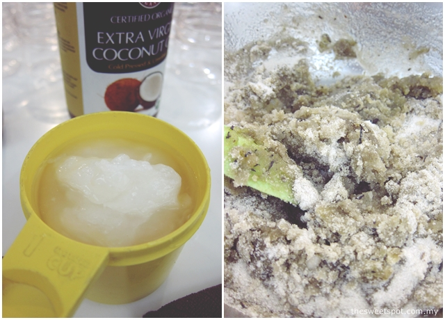 coconut oil for body scrub