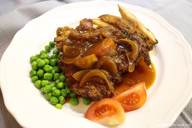 Recipes for chicken chop meat