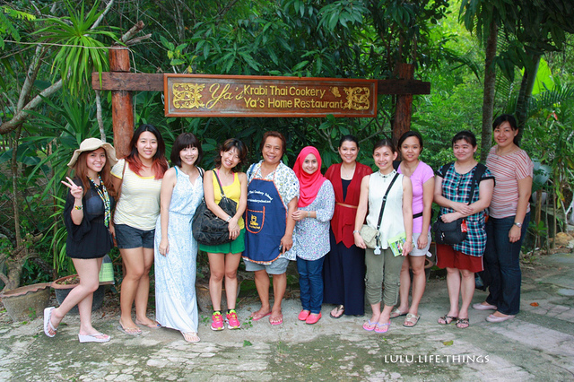 krabi ya cooking school