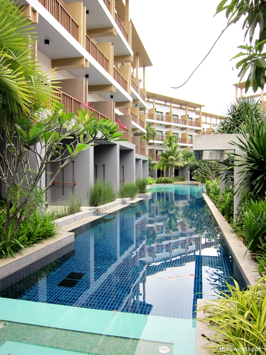 mercure krabi deevana pool
