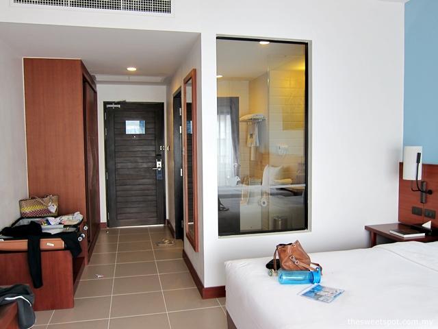 mercure krabi deevana room 2