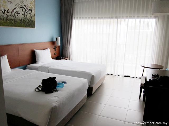 mercure krabi deevana room