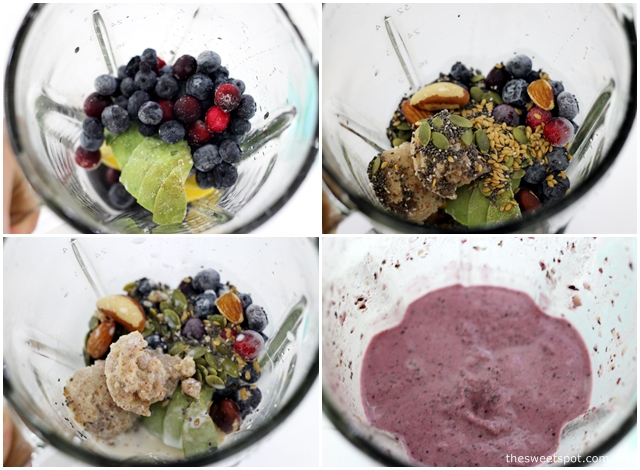 whole food protein smoothie