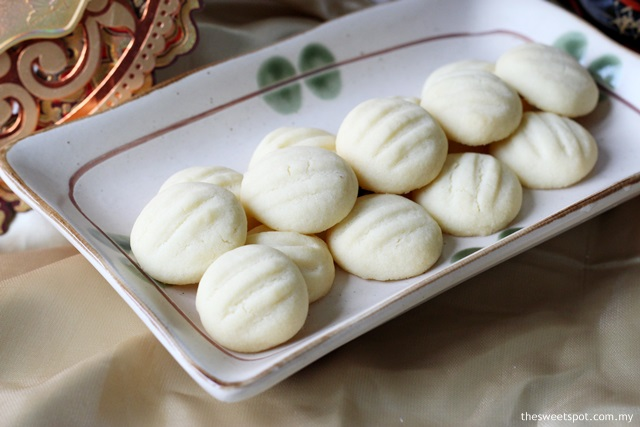 Chinese New Year Cookie – German Crunch Cookies