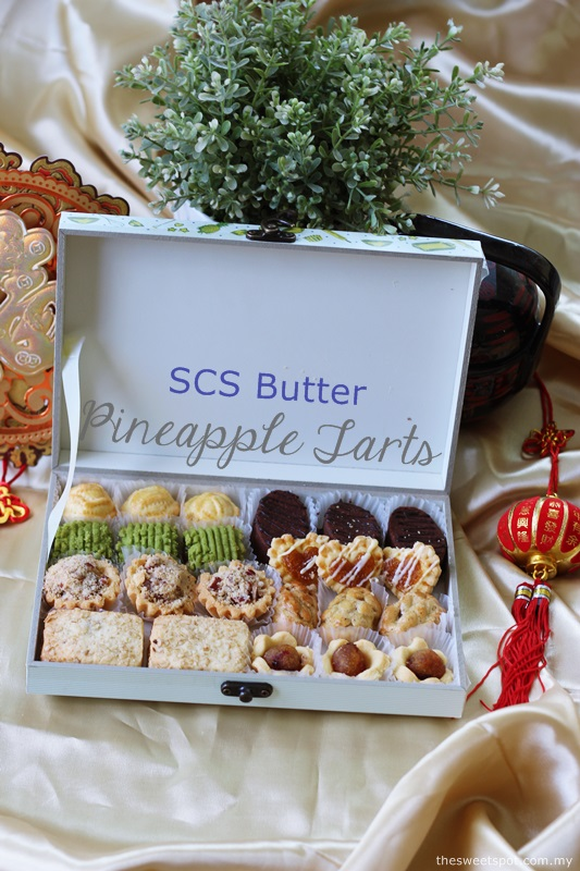 scs butter pineapple tart