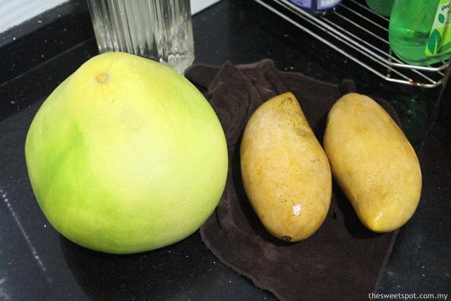 Mango Pomelo Sago