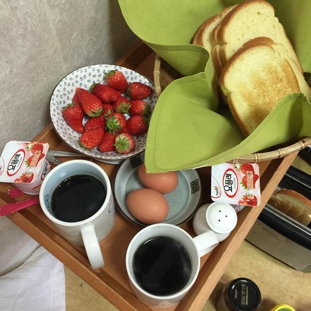 breakfast in namhyundang