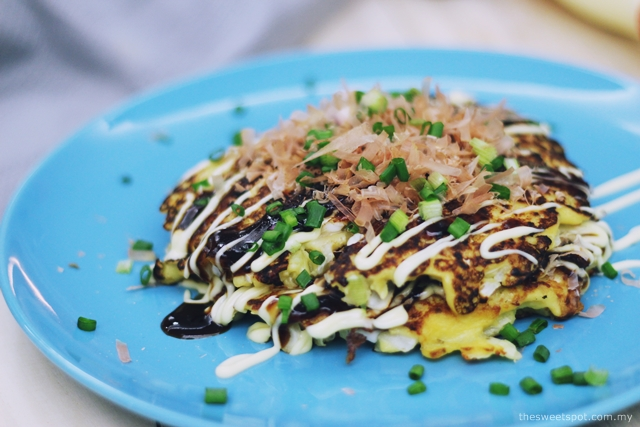 Okonomiyaki – The Sweet Spot