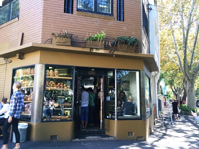 bourke street bakery sydney