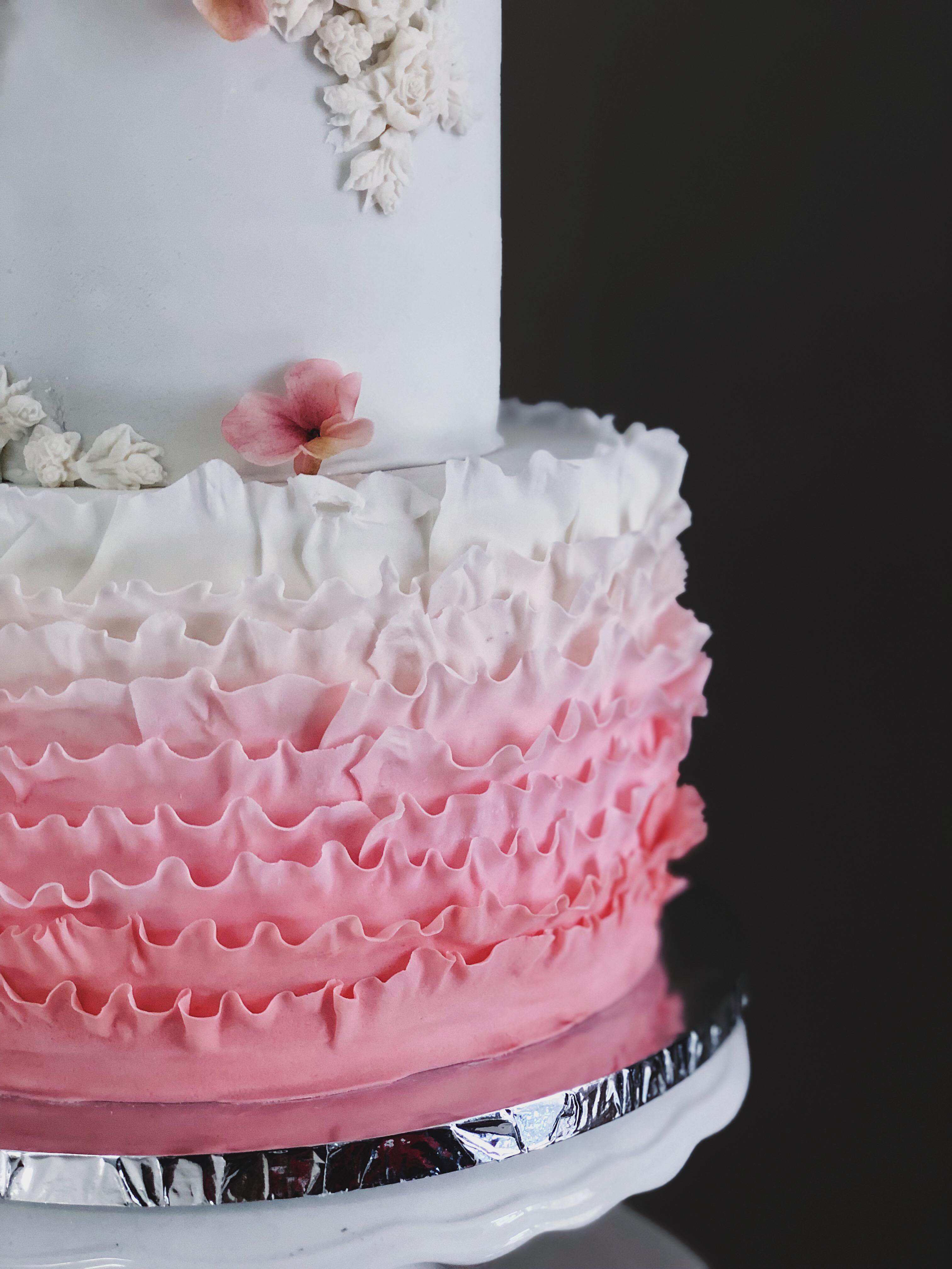 SUGAR FLOWER CAKES – The Sweet Spot