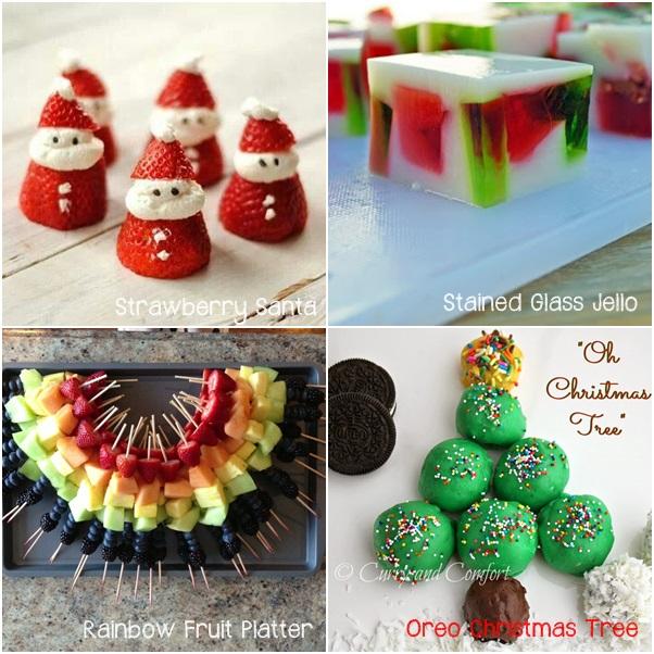 Christmas Potluck Ideas