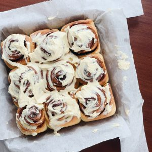 Are these the best Cinnamon Rolls?